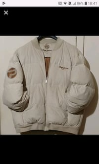 PEPE JEANS LONDON ~ Puff Jacket * Size XL Hampton