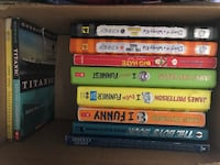 Assorted books for age 8 to 12 boy Sun Valley, 89433