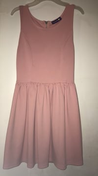 Pink dress (small) New York, 10461