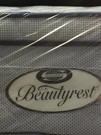 Beauty rest super pillow top all  Miami, 33183