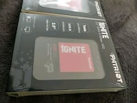 Ignite Patriot 480gb ssd Mississauga, L5R 3J5