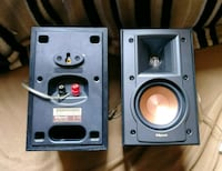 two gray and black speakers Anoka, 55303