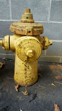 Old Fire Hydrant  Knoxville, 37917