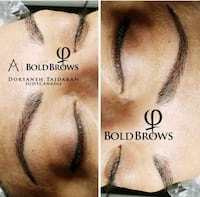 microblading bold brows perfection artist Richmond Hill, L4C 3T1