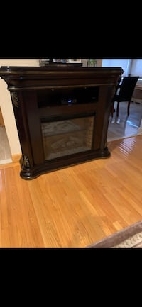 Fireplace brown (last day)