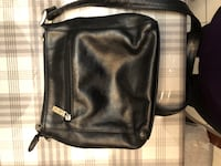 Real leather black purse for women Laval, H7M 5C1