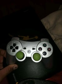 white Sony PS3 game controller New Haven, 06513
