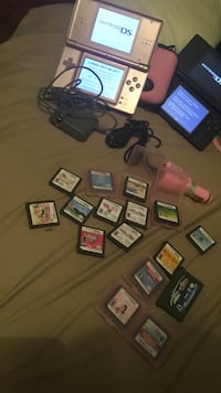 Nintendo DS and DSI with games Balch Springs, 75180