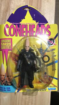 1993 Coneheads- New in original package  Clark, 07066