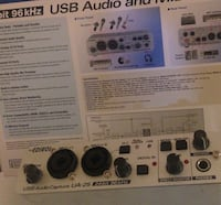 Edirol UA-25 USB Audio Capture Interface Chico, 95926