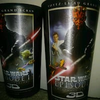 Star wars episode 1 the phantom menace NEW COLLECT