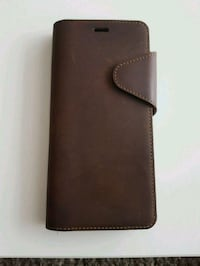 Samsung galaxy note 8 beskyttelse (leather wallet)