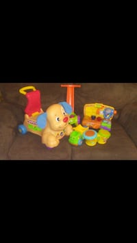 Fisher Price Lot of toys Moody, 35094
