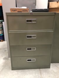 Four drawer file cabinets Benicia, 94510
