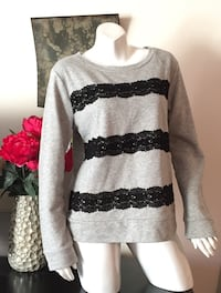 Cute sweater St. John's Bay size L, $4 Tustin, 92780