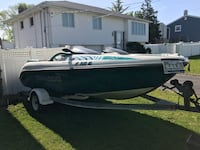 1997 seadoo challenger 1800.  Carbs need cleaning open to decent offers  Point Lookout, 11569