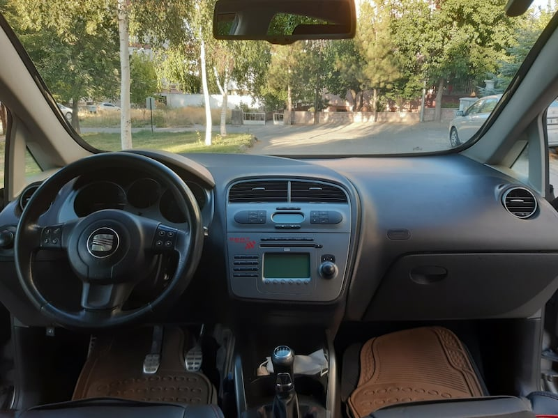 2007 Seat Altea 1.6 STYLANCE 102 HP 0