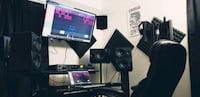 Music studio high quality  Hyattsville, 20782
