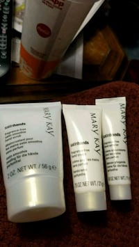 two Mary Kay Timewise soft tubes Akron, 44312