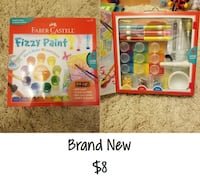 Fizzy Paint HERNDON