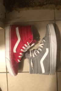 Vans 25$ or 40$ for both size 9.5 both **OBO** Ceres, 95307