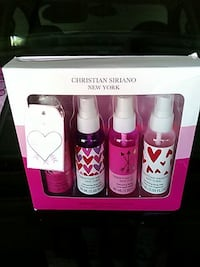 Christian Siriano New York gift set Sacramento, 95842