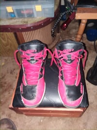 And1 size 7 Biggs