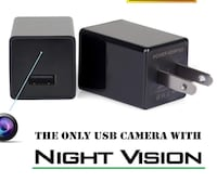 NIGHT VISION USB SPY CAMERA CHARGER  BRAND NEW Victorville, 92392