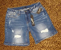 FIRM PRICE * NWT Supplies * UnionBay SIZE 2 Distressed Denim Jean Shorts Oklahoma City, 73012