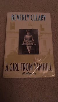A Girl from Yamhill by Beverly Cleary McKinney, 75070
