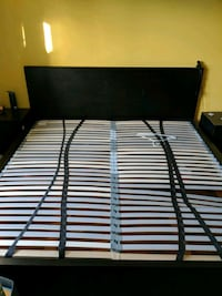 King size bad in excellent condition Rockville, 20850