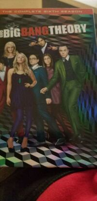 The Big Bang Theory (The Complete 6TH Season) DVD Toronto, M6J 1H6
