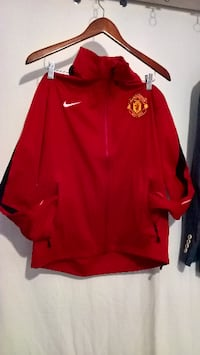 Brand new Nike United Manchester sports jacket. Size small will fit size 38-40. Toronto