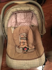 Car seat with a base, portable baby bed and a shower tub Fairfax, 22031