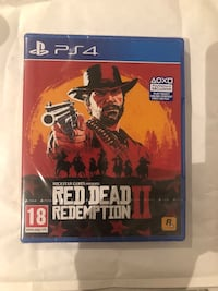 Uåpnet/ubrukt Red Dead Redemption II til PS4 Oslo, 1150