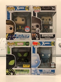 Mixed Funko Pops Vaughan, L4H