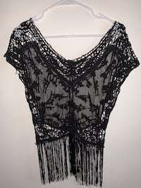 Lace See through blouse  Virginia Beach, 23452