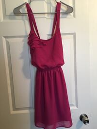 women's red sleeveless dress Bakersfield, 93308