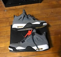 Cool Grey 4s Worcester, 01610