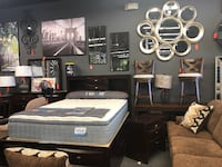 4 PCS BEDROOM SET BAKERSFIELD