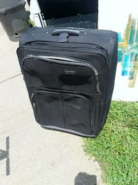 black softside luggage Newburgh, 47630
