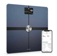 Withings Body+ Body Composition Wi-Fi Smart Scale London, N6E 1G2