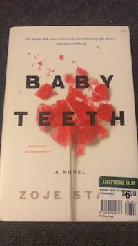 BOOK: Baby Teeth by Zoje Stage
