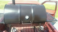55 gallon drum grills.  Norman Park, 31771