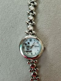 M8ckey Mouse silver watch Collinsville, 62234