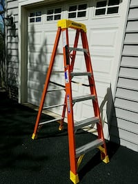 6 ft werner ladder