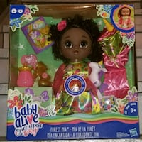 Brand New Baby Alive Forest Mia  Mount Prospect, 60056