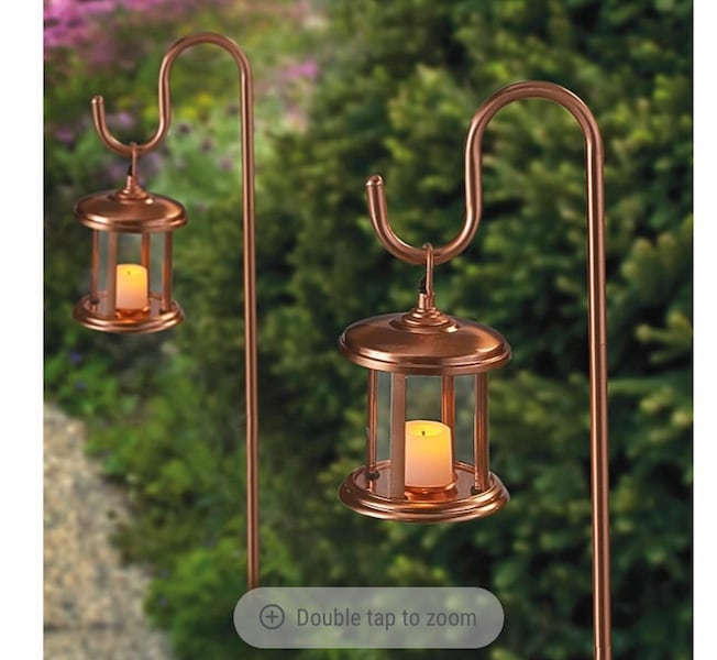 Candle Style Garden Lighting Kit 4pc