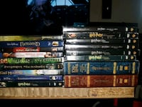 A bunch of dvds Vancouver, V5P 2P5