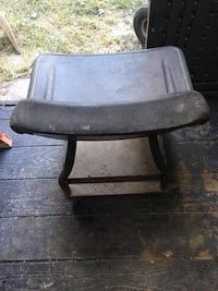 Snap on chair